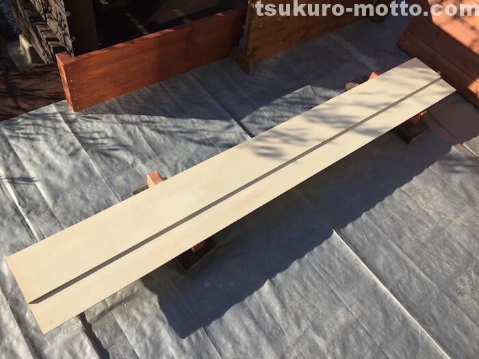長物用丸ノコガイド 1820mm
