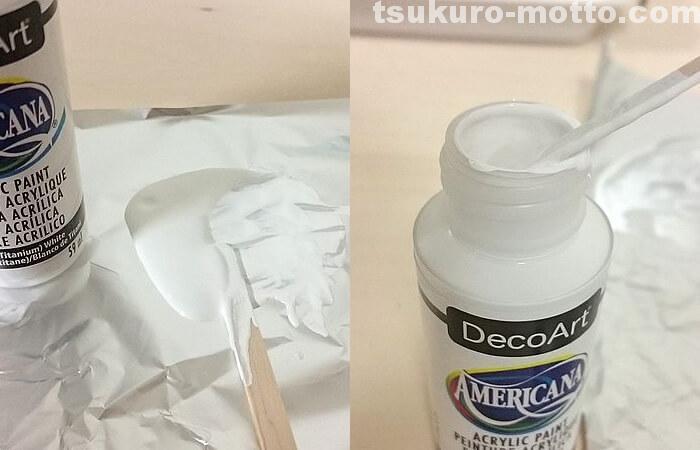 水性塗料での塗装3