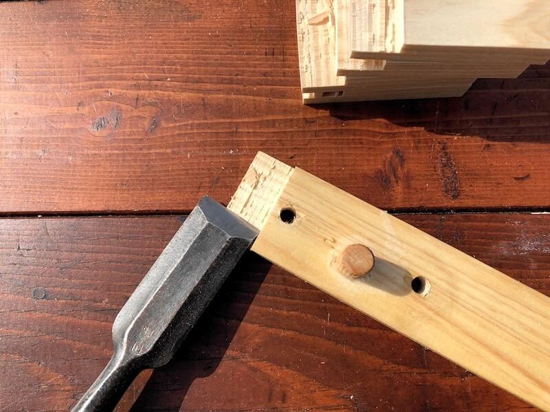 100均木材相欠き継ぎ10