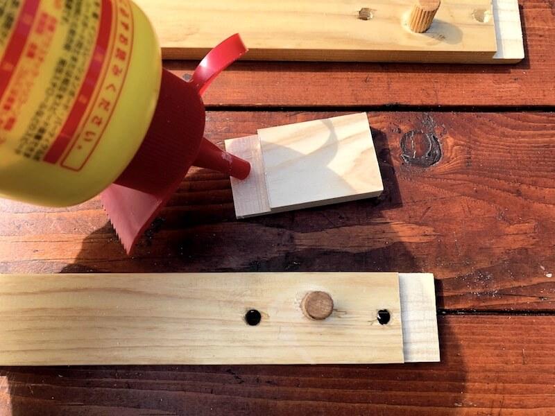 100均木材相欠き継ぎ11