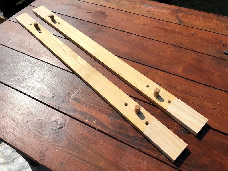 100均木材相欠き継ぎ12