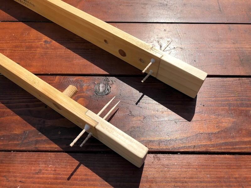 100均木材相欠き継ぎ16