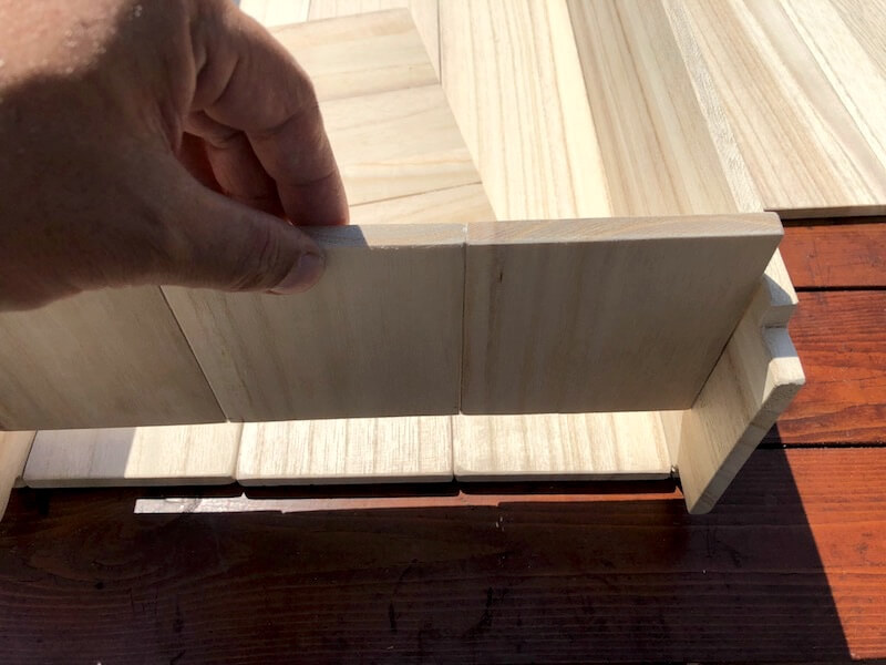 100均ミリタリー木箱DIY
