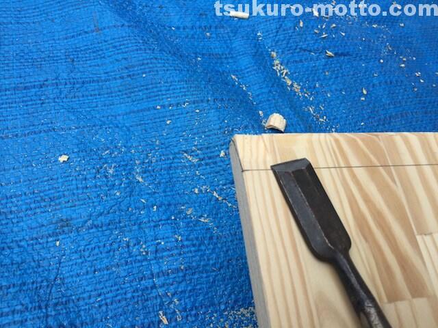 DIY 棚板加工2