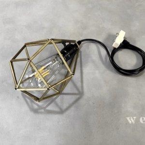 ヒンメリLED照明DIY