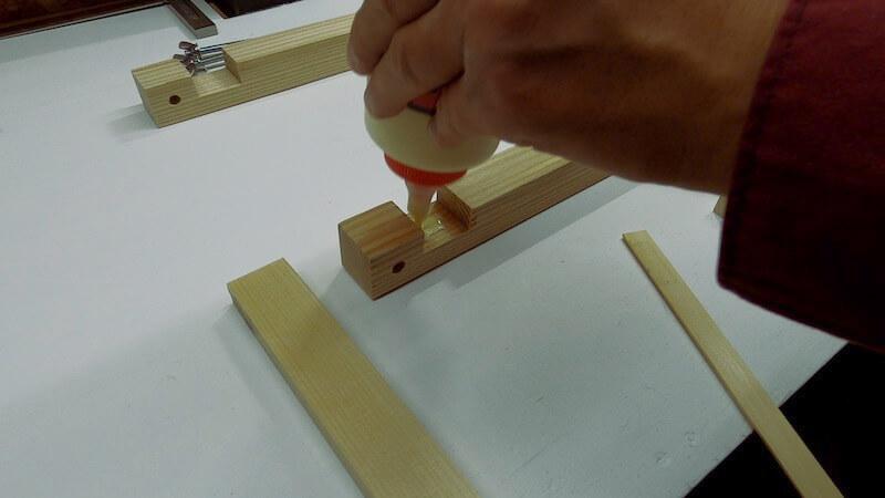 木製固定具DIY13