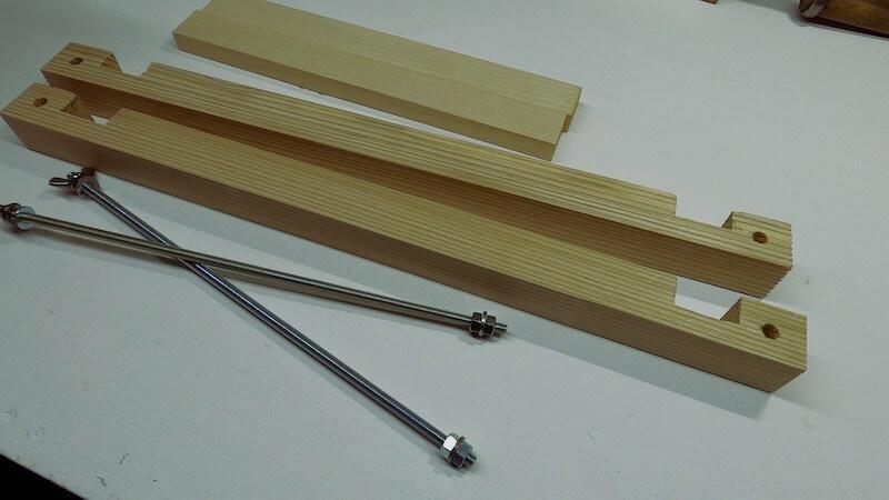 木製固定具DIY12
