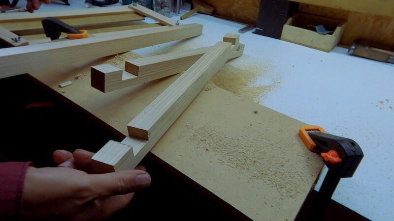 木製固定具DIY9