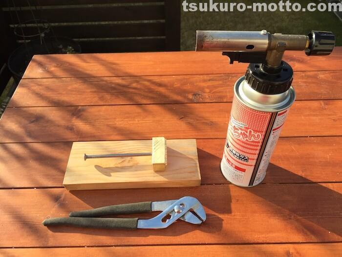 焼印DIY テスト1