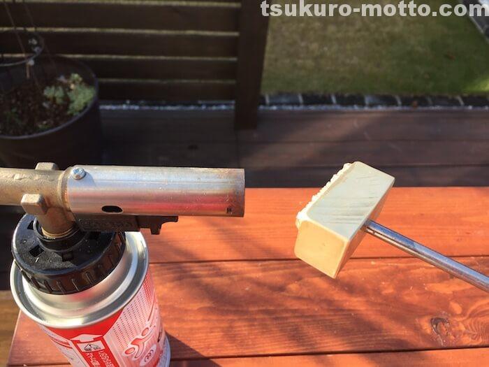 焼印DIY テスト2