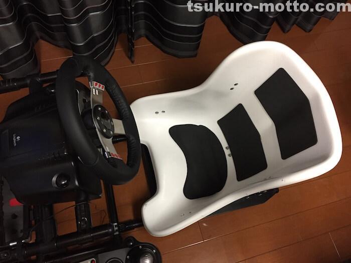 GT5カート用シート