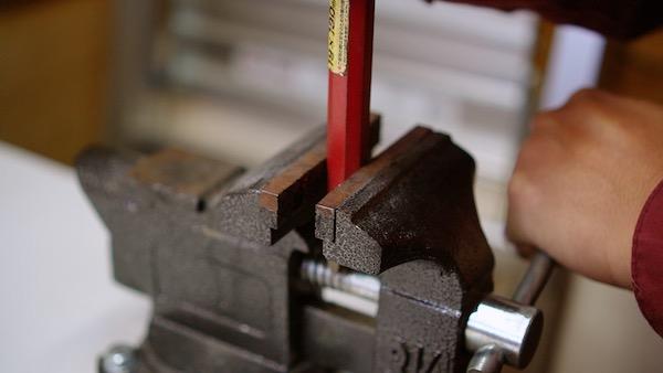 ステンレス丸棒を曲げる 検証3