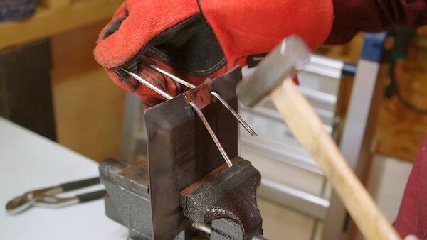 ステンレス丸棒を曲げる 検証14