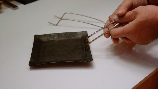 ステンレス丸棒を曲げる 検証17