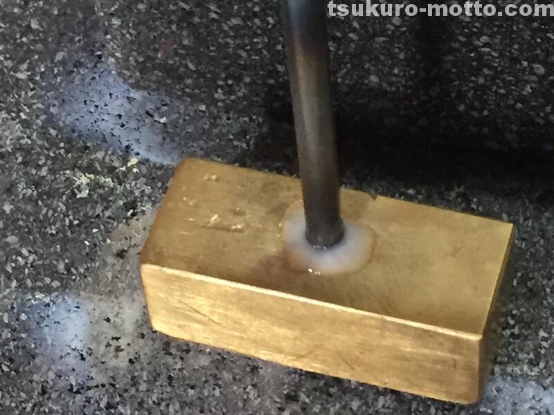 ロウ付け 異金属接合1