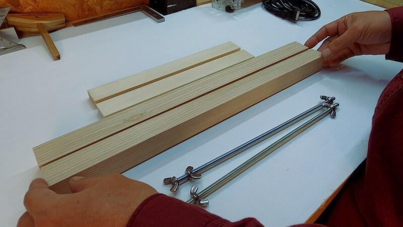 木製固定具DIY1