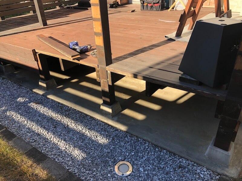 DIY工房 幕板解体