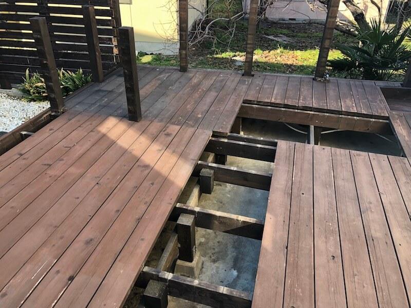 DIY工房 解体作業2