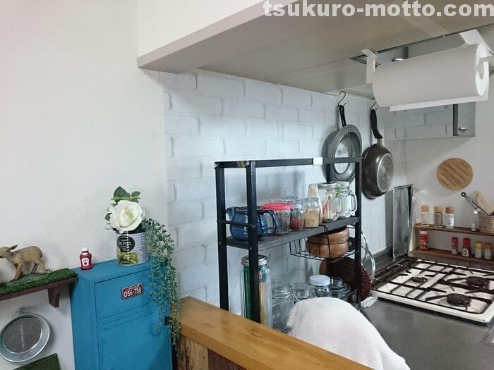 リメイク前のキッチン2
