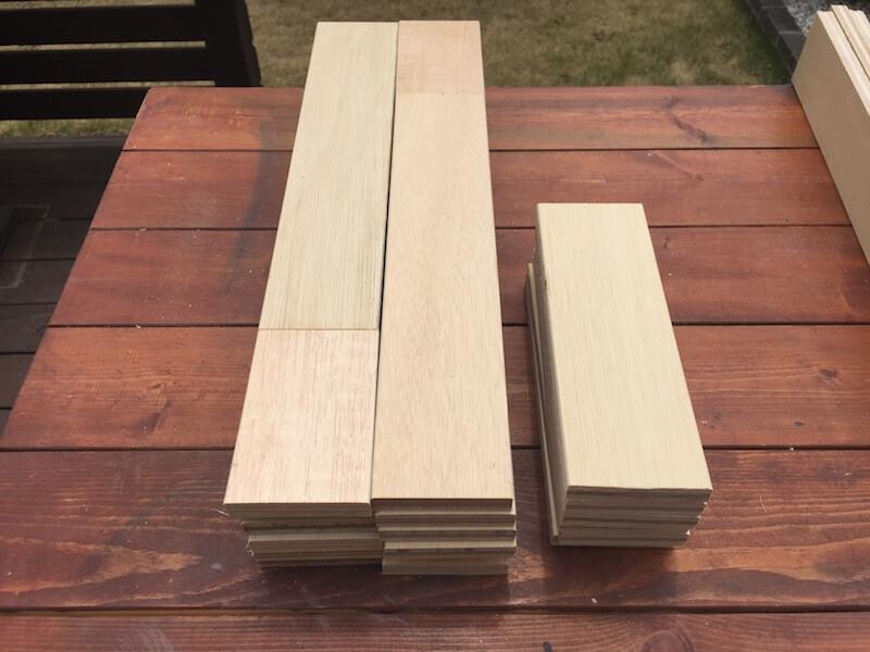 木箱木材の選びかた ベニア
