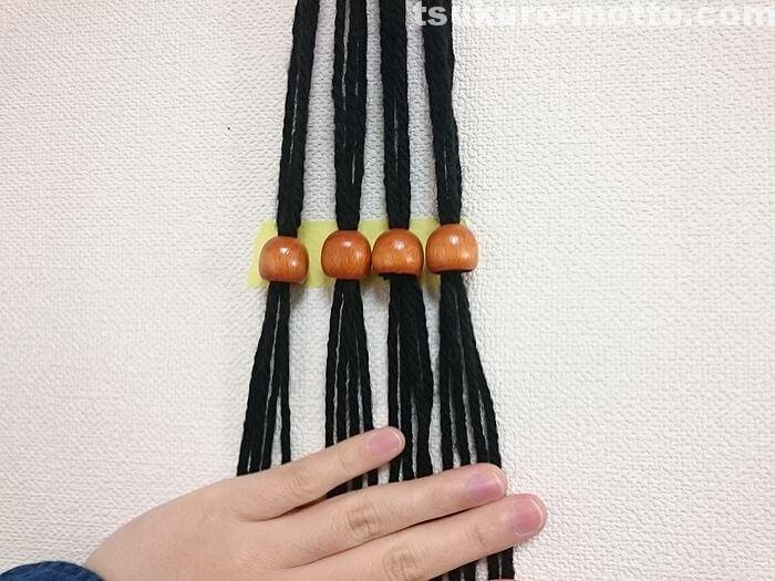 編み込み6