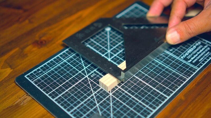 パレットコースターの作り方02