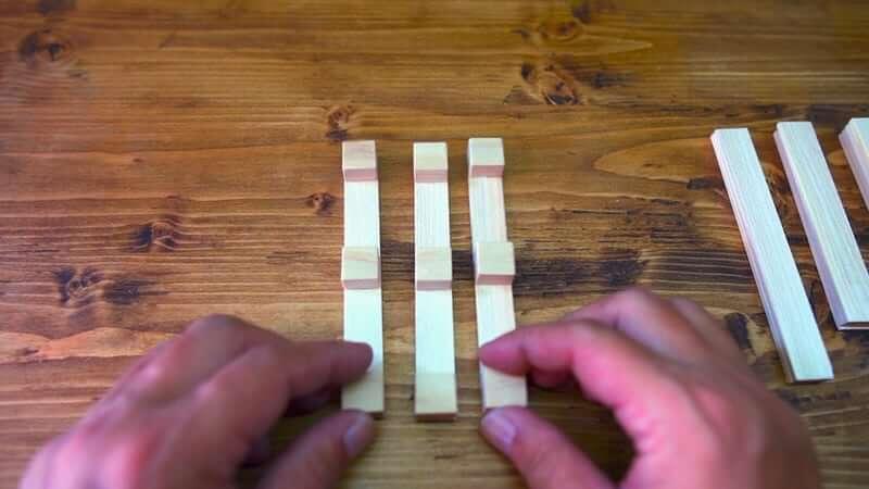 パレットコースターの作り方09