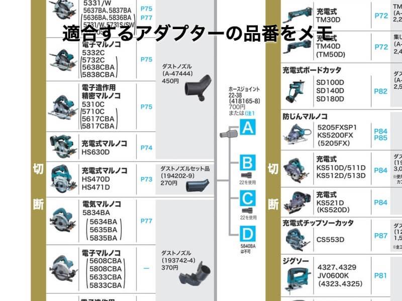 電動工具カタログ2