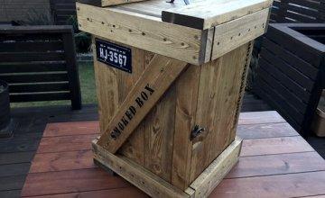 燻製ボックス