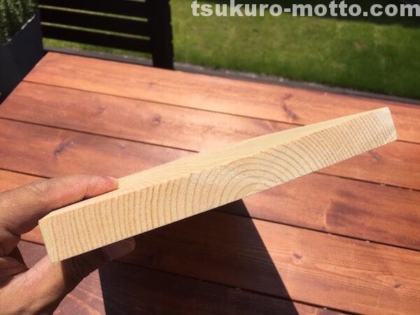 市販木材の選び方