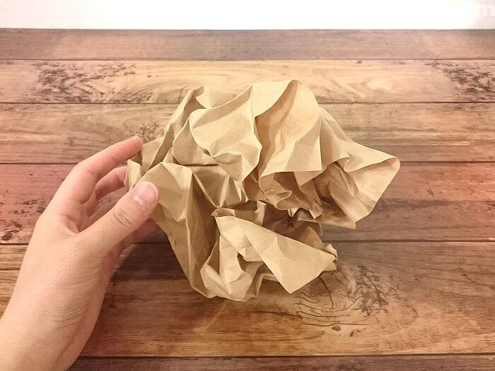 包装紙の切り出し3